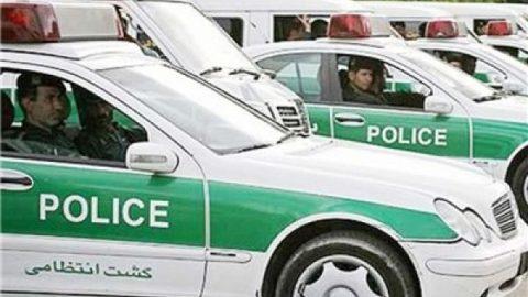 شهادت نیروی پلیس پس از یک درگیری