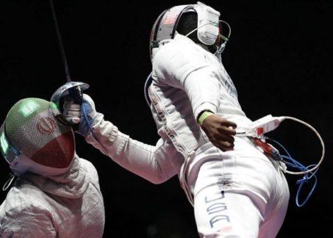 شمشیربازی قهرمانی آسیا-هنگ کنگ/ محمد رهبری به مدال نقره رسید