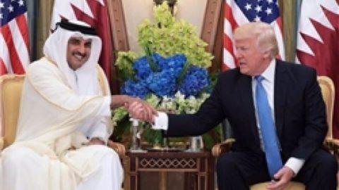 ترامپ باز هم علیه قطر حرف زد