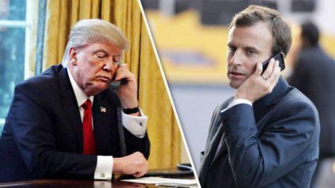 پس از انگستان ، فرانسه نیز حمایت خود را از حمله احتمالی آمریکا به سوریه اعلام کرد