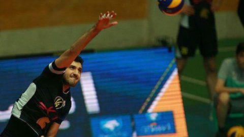 ستاره نو ظهور تیمملی والیبال، به لیگ ایتالیا پیوست