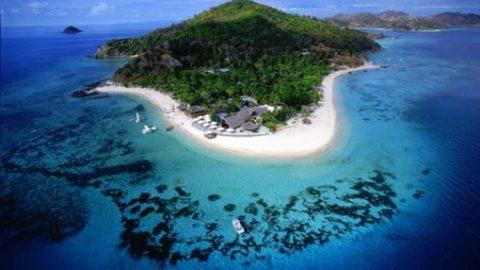 جزیره جدیدی در آمریکا تشکیل شده است