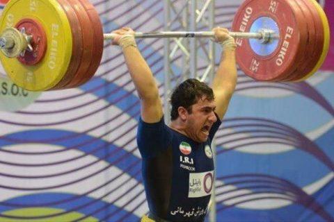 کسب مدال طلای مجموع جوانان جهان بعد از ۵ سال/ بیرالوند قهرمان شد