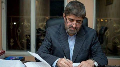 علی مطهری: سوال از رئیسجمهور را امضا کردم