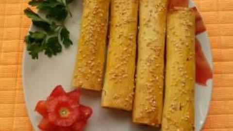 طرز تهیه بورک با خمیر کرپ