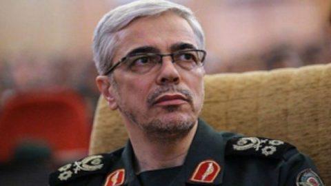 ۳ پیام تبریک از سوی سرلشکر باقری به فرماندهان و مسئولان عراقی