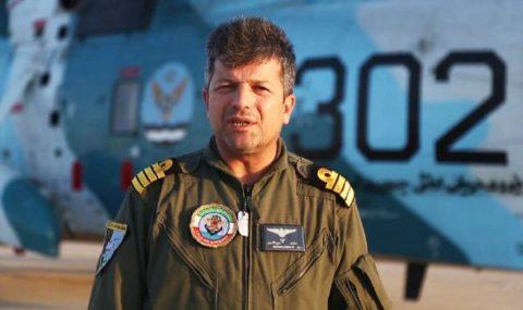 ناخدا روحالامینی فرمانده هوادریای نیروی دریایی ارتش شد