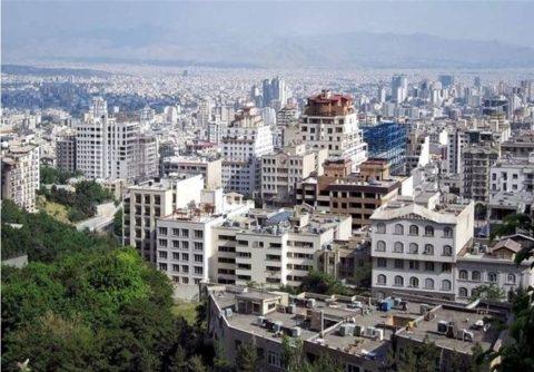 خانههای خالی میلیاردی تهران + جدول قیمت