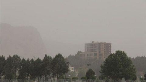 هوای استان لرستان ناسالم شد/ آلودگی یک و نیم برابر حد مجاز