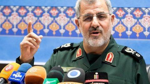 تایید گلوله باران ضدانقلاب در شمال عراق توسط سپاه/سردار پاكپور: ضد انقلاب و تروریستها را در هر نقطهای مورد هدف قرار میدهیم
