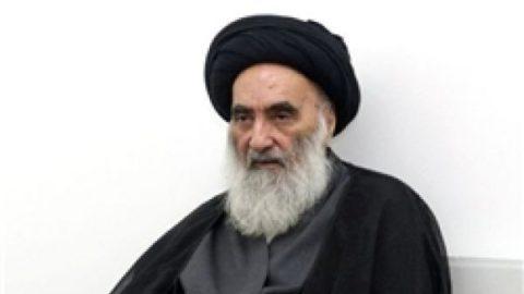 آیتالله سیستانی: نباید با اسرای داعش بدرفتاری شود