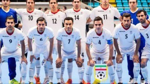 ایران همچنان صدرنشین آسیا و ششمین تیم برتر جهان