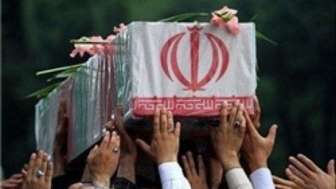 پیکر مطهر شهید صادقیفر در بندرعباس تشییع شد