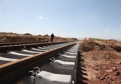 تا ۲ هفته دیگر، راه آهن ایران و افغانستان به یکدیگر متصل می شوند