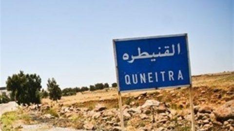 رژیم صهیونیستی بار دیگر به خاک سوریه حمله کرد