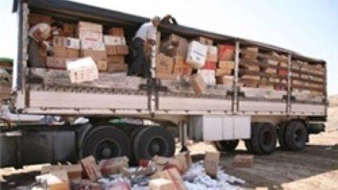توقیف محموله ۴۸۰ میلیونی مایکروفرهای قاچاق در رباطکریم