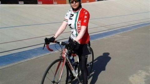 قهرمان دوچرخهسواری کشور در سانحه تصادف جان باخت