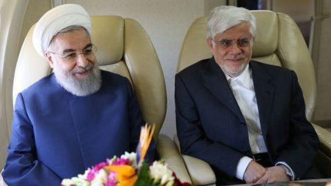 آغازی بر پایان یک ماه عسل سیاسی / کنایه های عارف به روحانی، در آستانه معرفی کابینه
