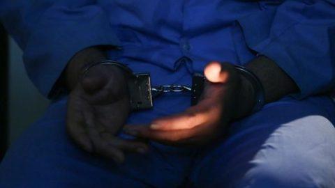 تصاویر قاتل آتنا اصلانی در زندان