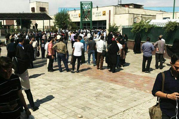 تیراندازی-در-مترو-شهرری-به-دلیل-نزاع-جمعی