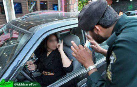 پلیس رد کرد؛ درون خودرو حریم خصوصی نیست