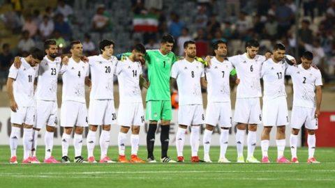 تیم ملی ایران در ستون برندگان مجله ورد ساکر+عکس