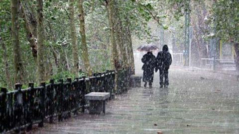 ۳ درصد باران کم تر نسبت به سال گذشته بارید