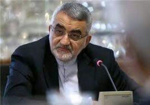 بروجردی: گامهای لازم برای حل روابط با عربستان را برداشتهایم