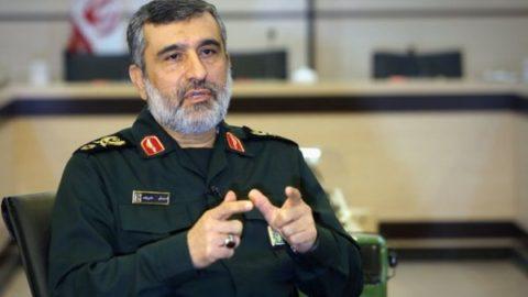 سردارحاجی زاده:هدف تحریم و فشارها علیه توان موشکی ، تضعیف نظام اسلامی است