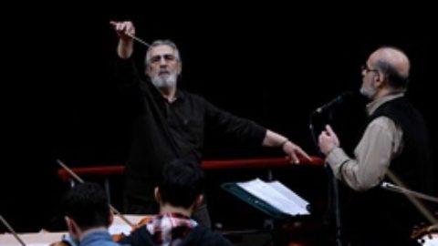 ارکستر ملی با خوانندگی محمد اصفهانی در مازنداران مینوازد