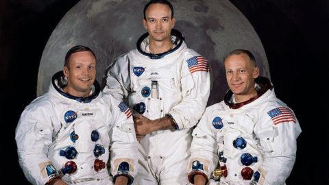 ۲۰ ژوئیه؛ سالگرد فرود اولین انسان بر کره ماه
