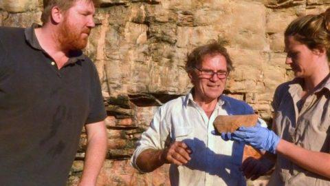 ورود اولین انسانها به قاره استرالیا ۱۸ هزار سال قبل از چیزی که تا کنون تصور میشد+تصاویر
