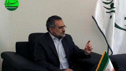 حسینی در گفت وگو با خبرفوری: قاسمی و مصلحی بابک زنجانی را تایید کردند/ میدانستم بقایی تایید نمیشود