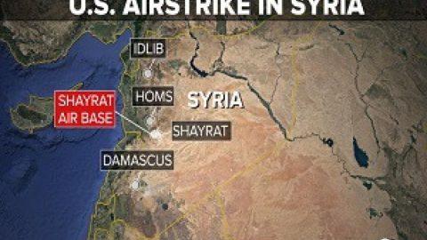 افشای پشت پرده تجاوز نظامی آمریکا به سوریه/ سرخوردگی مقامات نظامی از تصمیمات ترامپ