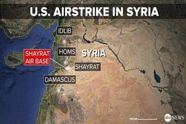 افشای-پشت-پرده-تجاوز-نظامی-آمریکا-به-سوریه/-سرخوردگی-مقامات-نظامی-از-تصمیمات-ترامپ