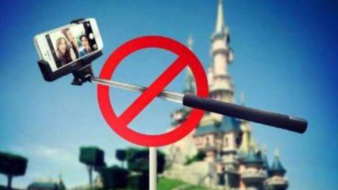سلفی با مونوپاد درموزه های ایران ممنوع شد