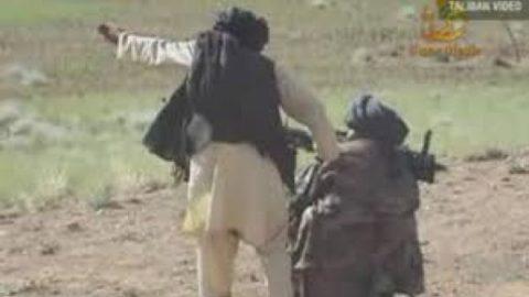 اعدام تعدادی از سرکردگان داعش توسط طالبان