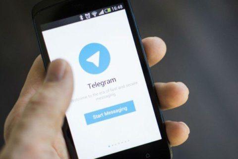 تلگرام زبان فارسی را حذف کرد