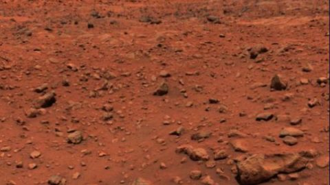 سطح مریخ شبیه به یک قاتل است!