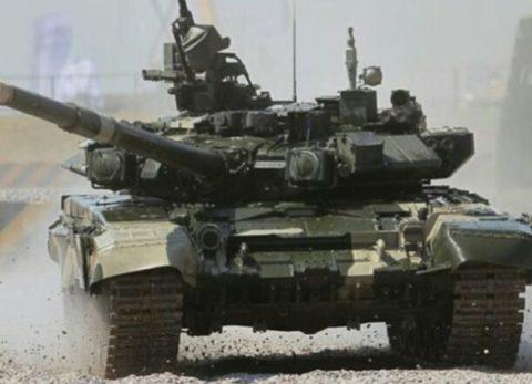 فروش اولین سری از تانک های روسی به عراق تا اواخر ۲۰۱۷