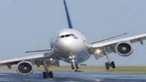 فرود اضطراری هواپیمای مسکو در رشت و فوت یک مسافر