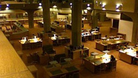 سایت کتابخانه ملی از دسترس خارج شد