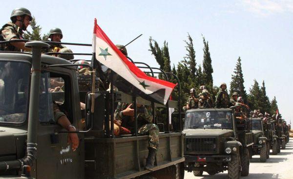 ارتش-سوریه-اتهام-استفاده-از-سلاح-شیمیایی-را-تکذیب-کرد