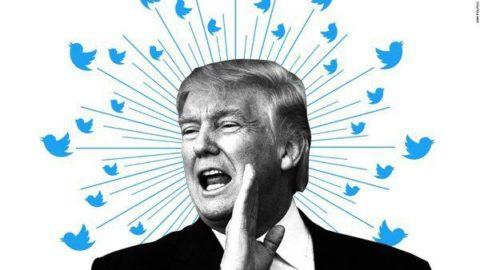 ۶۸درصد امریکایی ها توئیت های ترامپ را نابجا و زیانبار می دانند