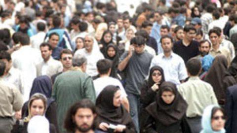 چند درصد جمعیت ایران بالای ۶۵ سال است؟