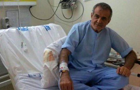 نایب رییس مجلس از بیمارستان مرخص شد