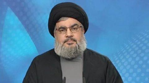 تأکید سیدحسن نصرالله بر نقش ایران در پیروزی موصل