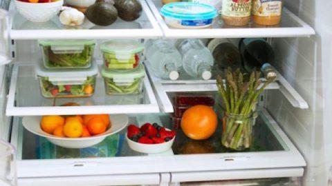 هر ماده غذایی در چه قسمتی از یخچال باید قرار بگیرد؟