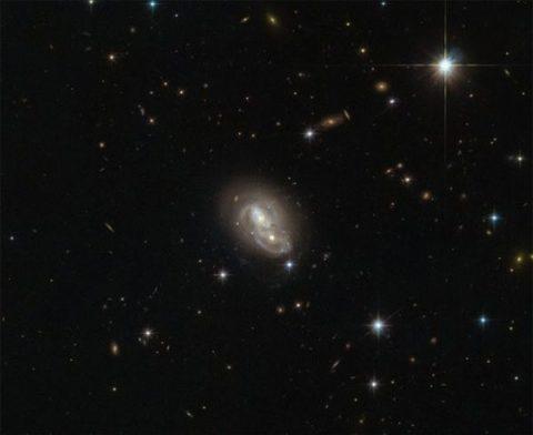 درخشان ترین کهکشان جهان هستی کشف شد