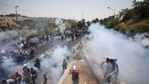 جمعه خشم در فلسطین+ تصاویر